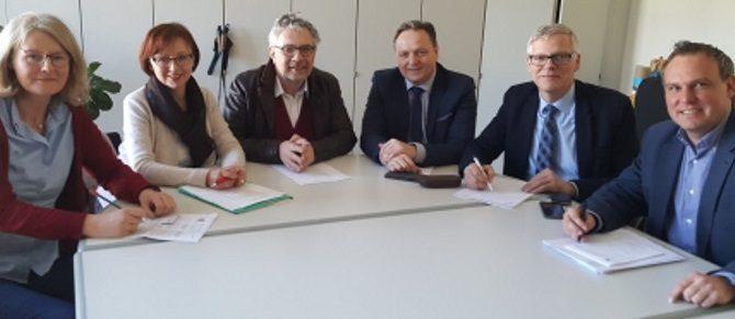 Sichtbar werden: Treffen mit dem Vorstand des Bayerischen Realschullehrerverbandes